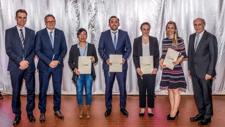 Hans-Blömer Young Investigator Award 2019